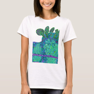 Psychedelic Hippie Krishna T-Shirt