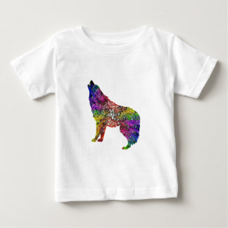 Psychedelic Howl Baby T-Shirt