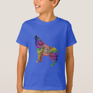 Psychedelic Howl T-Shirt