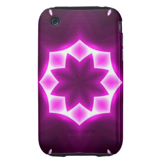 Psychedelic iPhone 3 Tough Covers