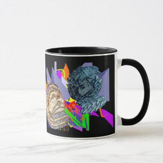 Psychedelic Jaunldzy Face Mug