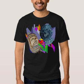 Psychedelic Jaunldzy Face Shirt