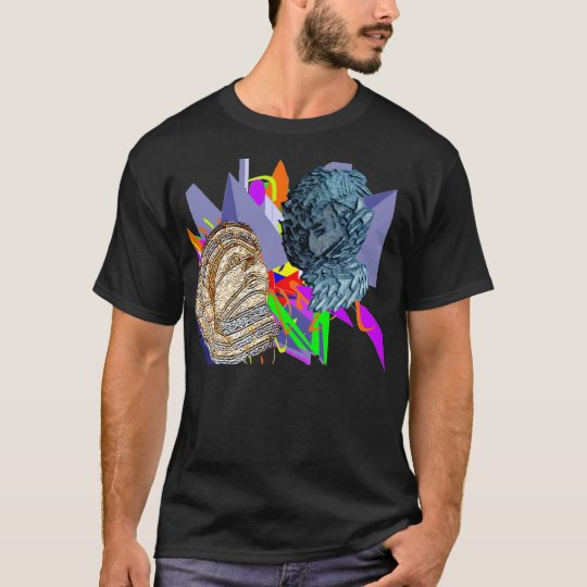 Psychedelic Jaunldzy Face T-Shirt