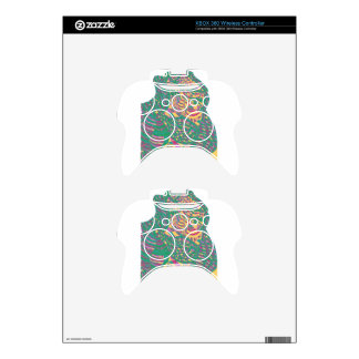 Psychedelic Jesus Christ Xbox 360 Controller Decal