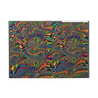Psychedelic Kaleidoscope iPad Mini Cover