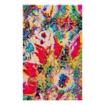 Psychedelic Kaleidoscope Poster Posters
