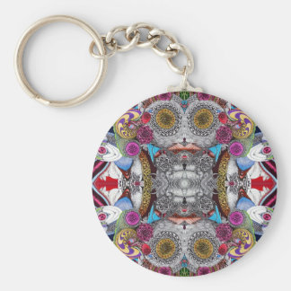 PSYCHEDELIC KEYCHAINS