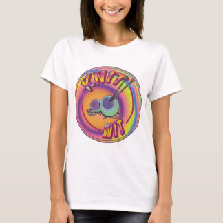 Psychedelic Knit Wit T-Shirt