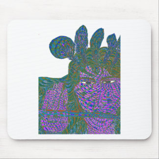 Psychedelic Krishna visions. Mouse Pad