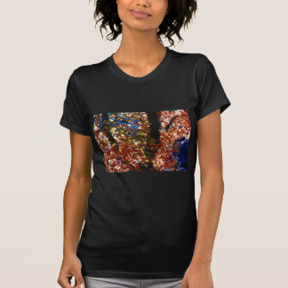 Psychedelic Leaves Tee Shirt