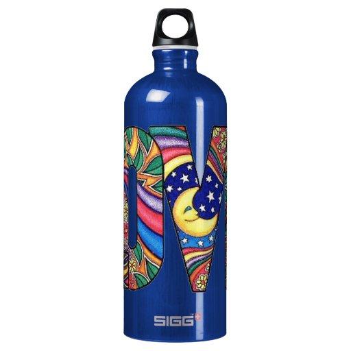 Psychedelic Love SIGG Traveler 1.0L Water Bottle