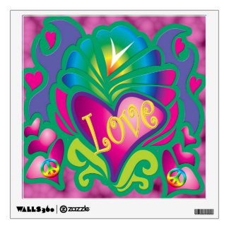 Psychedelic Love Room Graphics