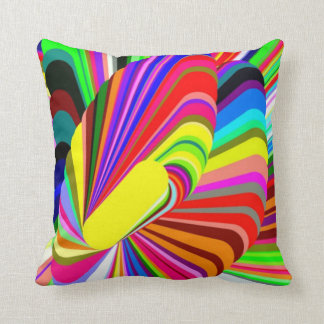 Psychedelic Madness Accent Pillow!