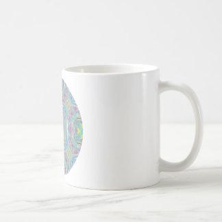 Psychedelic Mandala Mug