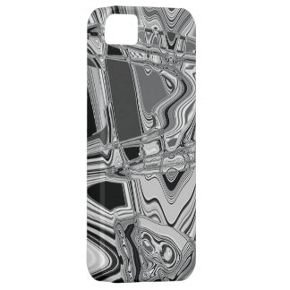 """""""Psychedelic Mask"""" Wave funk pattern iPhone 5 case"""