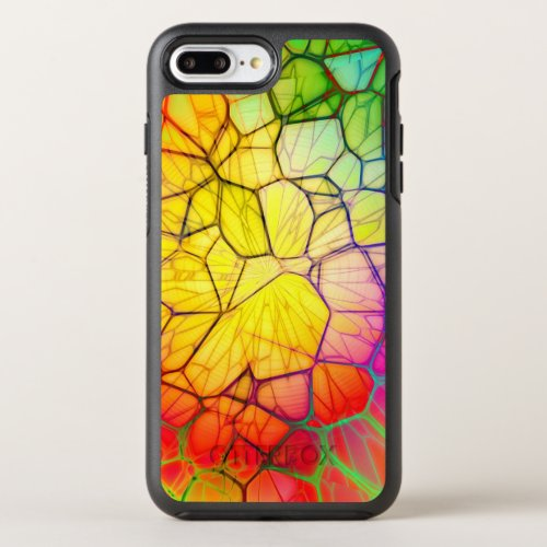 Psychedelic Mesh Phone Case