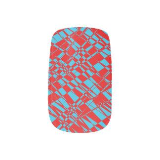 Psychedelic nails  Minx® nail art