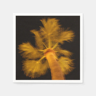 Psychedelic Napkins - Palm Tree