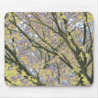 Psychedelic Nature Mousepad
