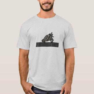 Psychedelic Navy Men's T-shirt