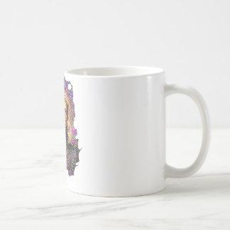 Psychedelic Newton Coffee Mug