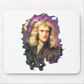 Psychedelic Newton Mouse Pad