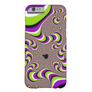 Psychedelic Optical Illusion Barely There iPhone 6 Case