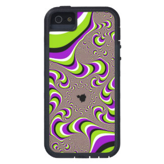 Psychedelic Optical Illusion iPhone SE/5/5s Case