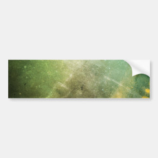 Psychedelic paper 4 bumper sticker