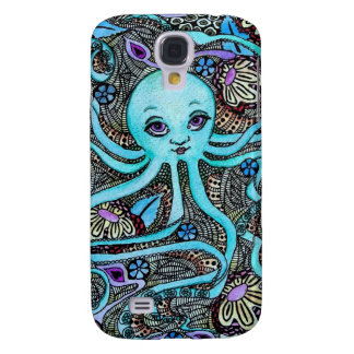Psychedelic Party at Sea Galaxy S4 Covers