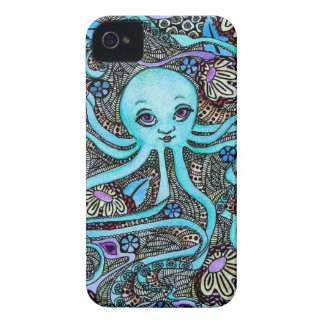 Psychedelic Party at Sea iPhone 4 Case