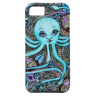 Psychedelic Party at Sea iPhone 5 Cases