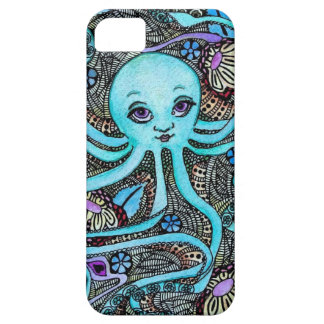 Psychedelic Party at Sea iPhone 5 Cover
