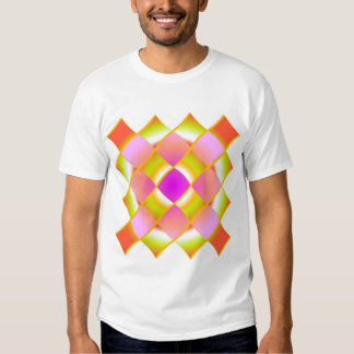 psychedelic pattern t-shirts