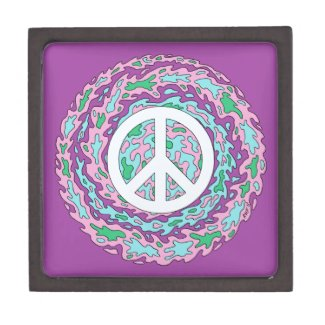 Psychedelic Peace Gift Box