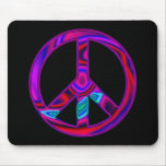 Psychedelic Peace Mousepad