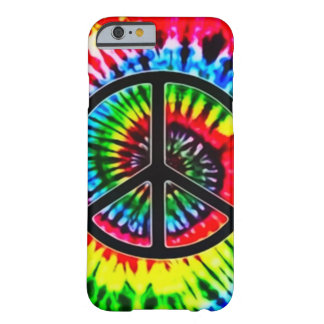 Psychedelic Peace Theory Cosmic Art Barely There iPhone 6 Case