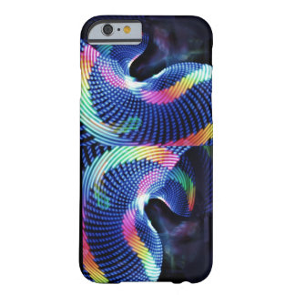 Psychedelic Phone Case: LED Hula Hoop Photography Barely There iPhone 6 Case