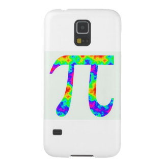 Psychedelic Pi Sign Galaxy S5 Covers