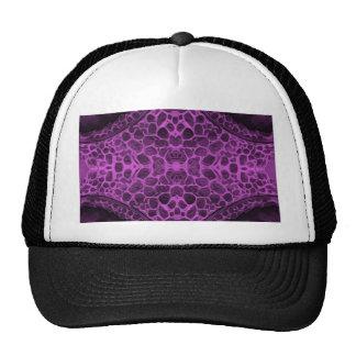 Psychedelic Purple Trucker Hat