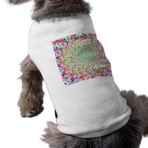 Psychedelic Rainbow Eyes Mandala Shirt