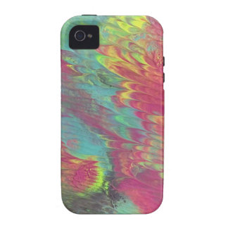 Psychedelic Rainbow Phone Case iPhone 4/4S Cases