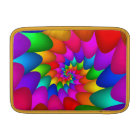 "Psychedelic Rainbow Spiral Macbook Air 11"" Sleeve For MacBook Air"