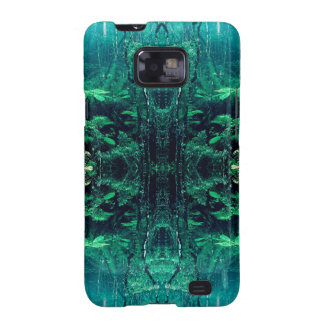 Psychedelic Rainforest Samsung Galaxy SII Cover