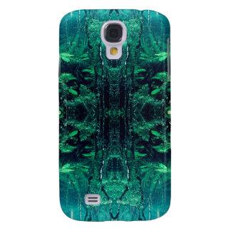 Psychedelic Rainforest Samsung Galaxy S4 Case