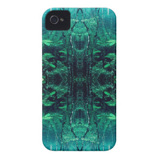 Psychedelic Rainforest iPhone 4 Covers