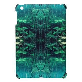 Psychedelic Rainforest iPad Mini Cover