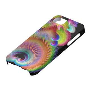 Psychedelic Reflections iPhone 5 Cases