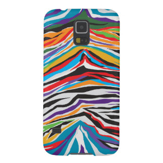 Psychedelic  Retro Galaxy S5 Covers