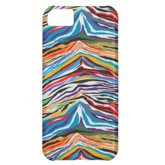 Psychedelic  Retro Cover For iPhone 5C